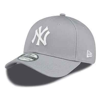NEW ERA Yankees Cap Grey 39Thirty Stretch BNWT