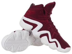 buy popular 77847 58e6a Das Bild wird geladen adidas-Crazy-8-ADV-PK-Primeknit-Herren-Schuhe-