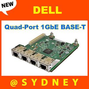 NEW-Dell-Intel-I350-T4-Quad-Port-1GbE-RNDC-For-R620-R720-R820-Network-Card-R1XFC