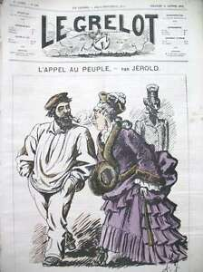 The-CALL-to-People-Caricature-Drawing-Politique-Journal-Satirical-Jingle-1875