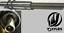 COMPATIBILE GENIUS G-BAT 6170026 CANCELLO BATTENTE ATTUATORE MOTORE DESTRO 230V