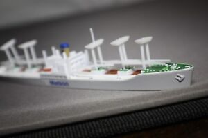 Ss-Volunteer-Mariner-Matson-Lines-Cargo-de-Triang-Minic-Ships-Boxed