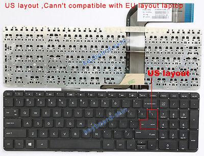 for HP Pavilion 17-f001sm 17-f002sm 17-f050sm 15-p050sm 15-p051sm Keyboard UK