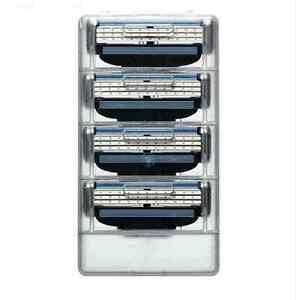 4pcs-Men-039-s-Face-Shaving-Razor-Refills-Cartridge-Blades-Shaver-3-Layer-ca