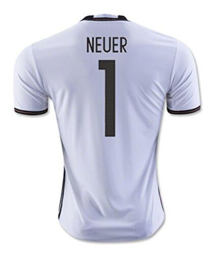 Trikot Adidas DFB 2016-2018 Home Neuer 1 Deutschland EM 128 bis 3XL