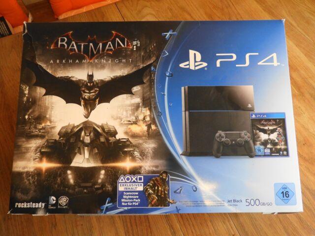 Playstation 4 - PS4 - 500 GB ohne Batman