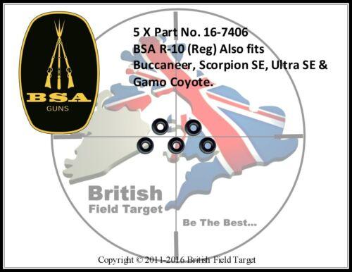 16-7406 si adatta BSA R-10 Buccaneer 5X Premium Gauge Seal PN Scorpion e altro.
