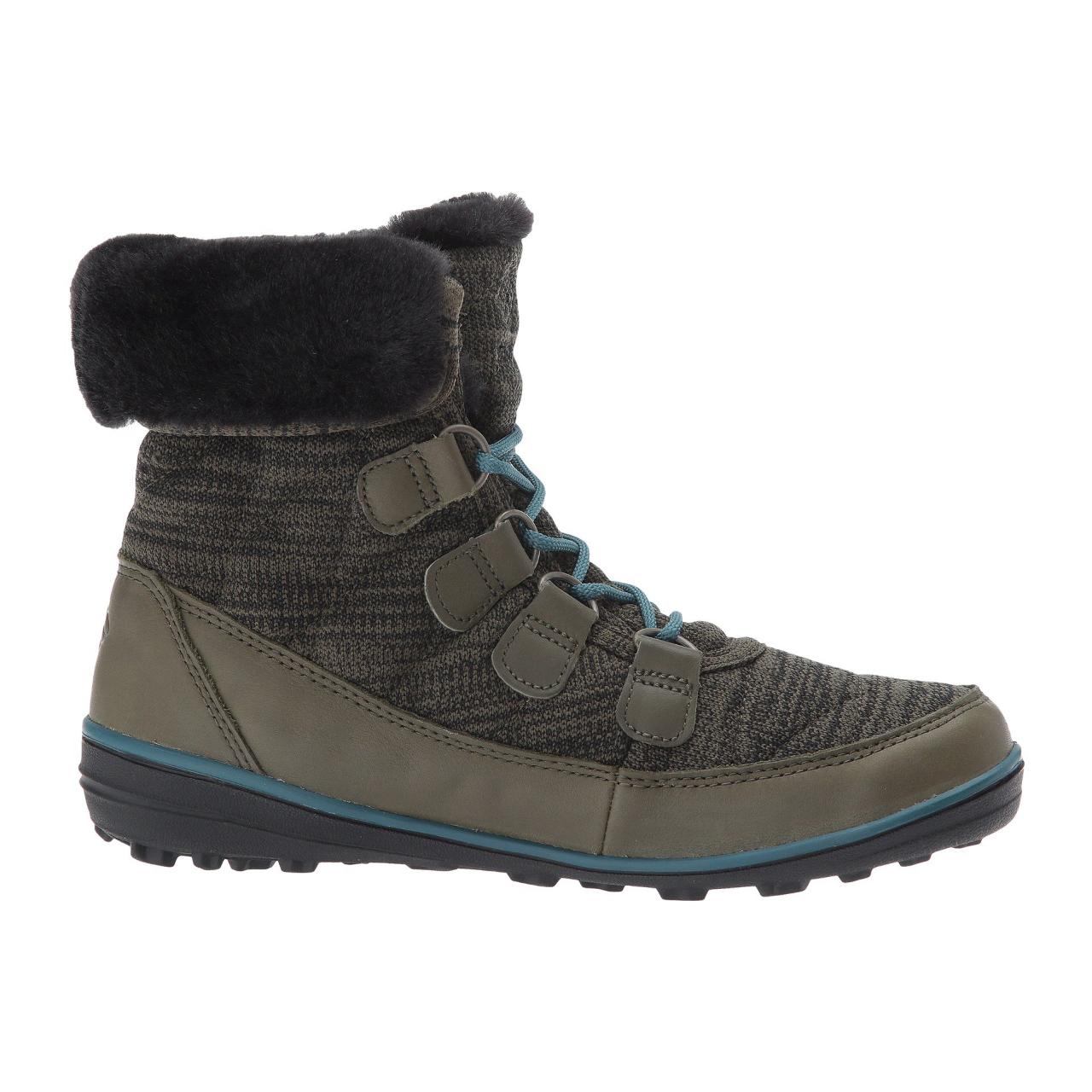 Columbia Heavenly Chimera 9 Shorty Omni Heat Winter Snow Boot Nori Damenschuhe 9 Chimera 50ae0f