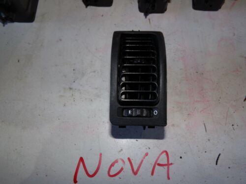Vauxhall Nova Mk2 Dashboard Heater Vent Nearside