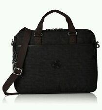 Kipling Works Kaitlyn computer Dazz black laptop work messenger bag Rrp. £74 NEW