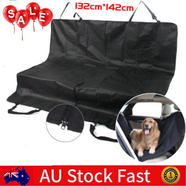 Pet Car BackSeat Cover Dog Cat Hammock Waterproof Protector Non Slip Mat Blanket
