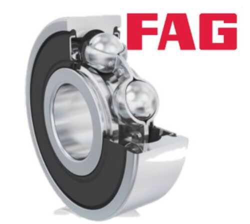 NIB FAG 6000 2RSR BEARING DOUBLE RUBBER SHIELD 60002RS 6000RS 10x26x8 mm NEW