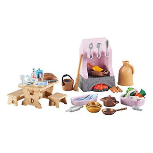 Playmobil-Castle-Kitchen-Building-Set-6521-NEW-IN-STOCK-Learning-Toys