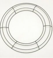 12in Metal Wire Wreath Heavy Duty Frame Work Form Gr8t4 Deco Mesh Wreaths