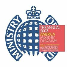 Ministry of Sound - Annual 2003 America: Mixed By DJ Sammy 2002