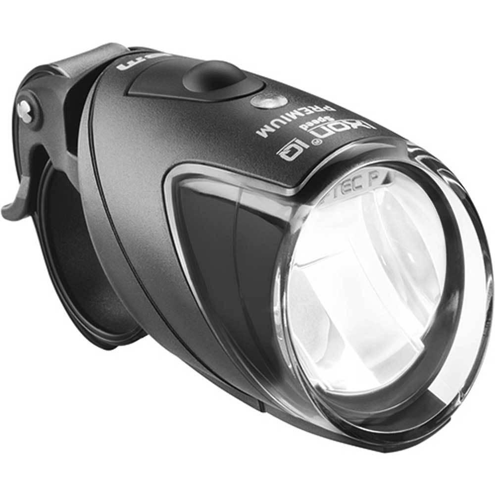 Busch & Müller IXON-IQ Speed Premium Zweitlampe schwarz Fahrrad Lampe Licht