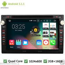 Android 5.1 Car DVD Player Radio GPS For VW Jetta Polo Bora Golf 4 Passat B5 T5