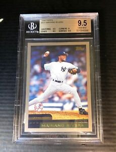 Mariano-Rivera-TOPPS-2000-GEM-MINT-Condition-BGS-9-5