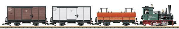 sconto online di vendita LGB G SCALE DIGITAL LGB FACTORY TRAIN TRAIN TRAIN   BN   29050  design unico