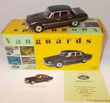 Lledo vanguardias VA06505-Rover 3500 V8, México marrón-Caja. (1:43)