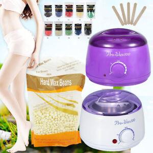 Depilatory-Hard-Wax-Beans-Waxing-Pellet-Hair-Removal-Wax-Warmer-Heater-Machine