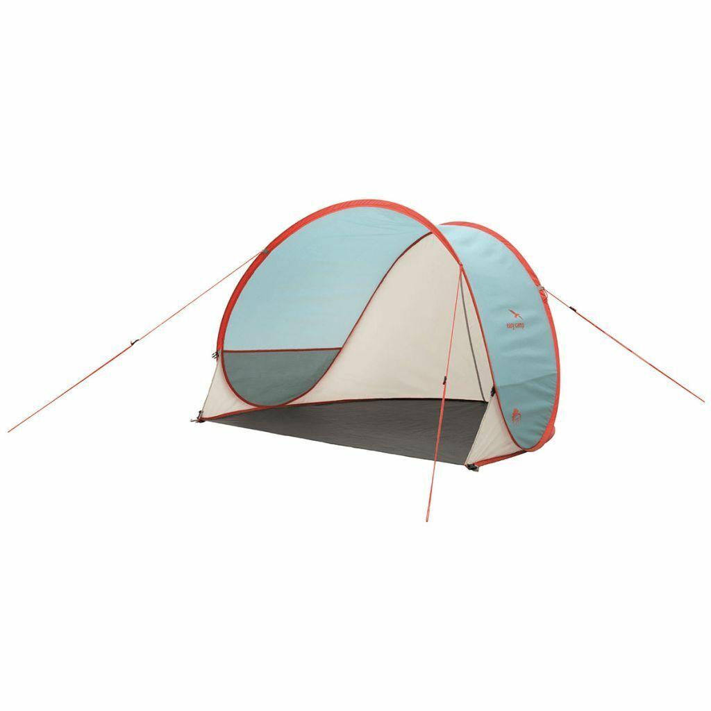 Easy Camp Tienda de Campaña Jugara Ocean gris Azul Acampada Cámping Senderismo