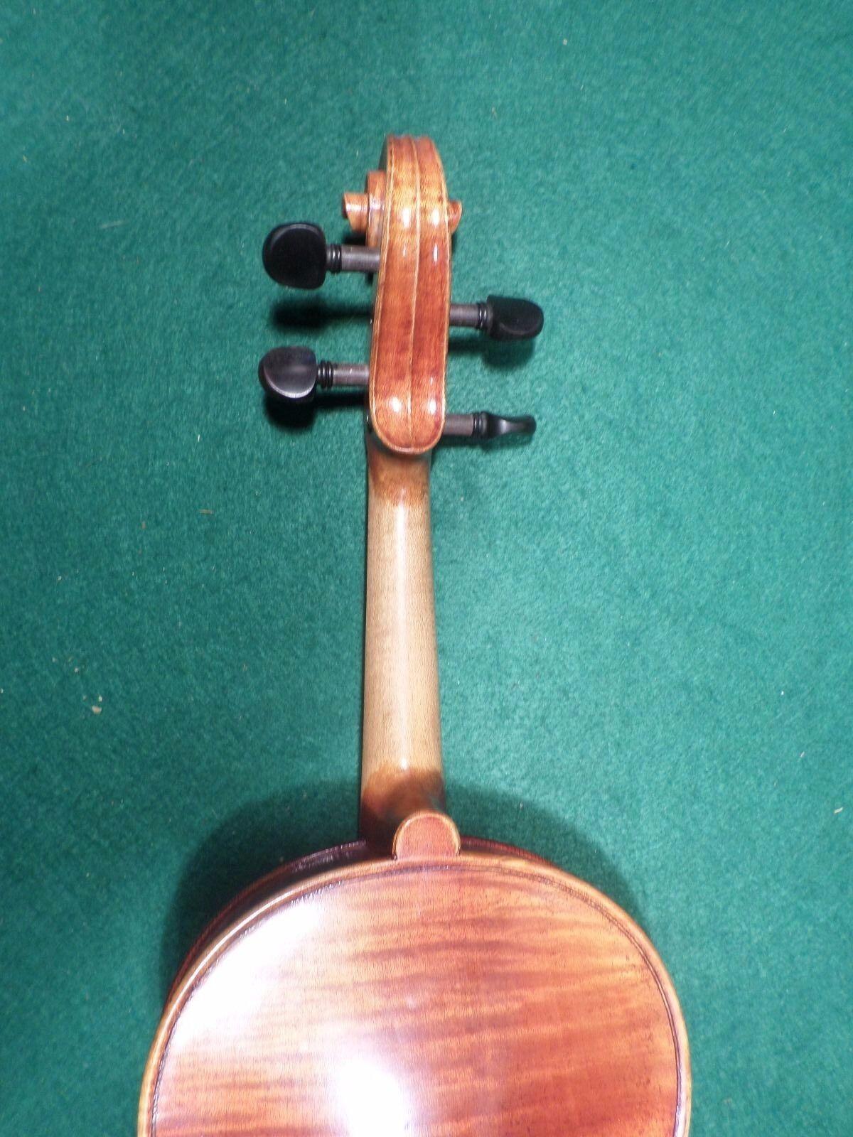 Violín Violín Violín Profesional --- hecho a mano por maestro Dan Sun 9ee9ec