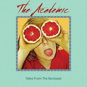 THE-ACADEMIC-Tales-From-The-Backseat-2017-10-track-CD-album-NEW-SEALED