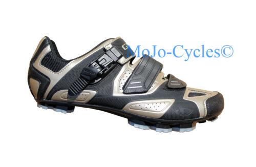 Giro Code Easton EC90 CARBONE Vélo De Montagne Chaussures Noir Magnésium Tailles Multiples