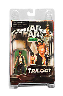 Hasbro Star Wars Original Trilogy Collection Han Solo Action Figure For Sale Online Ebay