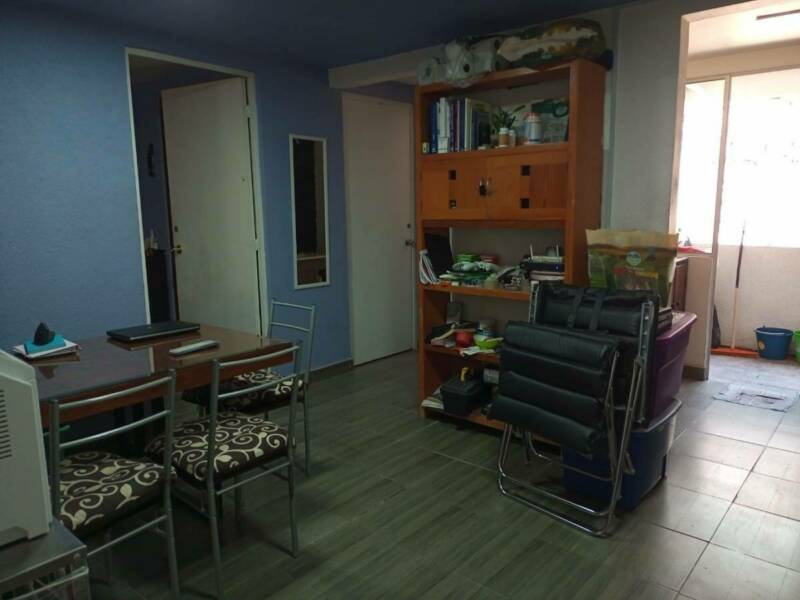 Departamento en la Colonia Los Manzanos, a 5 minutos de Polanco