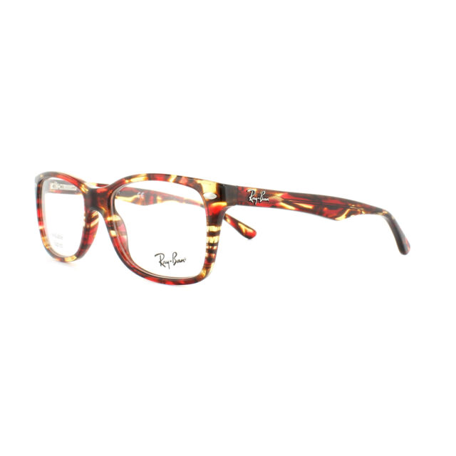 53fad1758e Authentic Ray-Ban 5228 - 5710 Eyeglasses Tortoise 53mm for sale ...