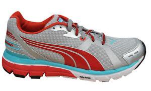 Puma para deporte mujer plata encaje Faas 600 zapatillas textil de de 186685 zapatos de RXYWfRrq