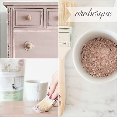 Miss Mustard Seed's Milk Paint - Arabesque - pink Sample Size furniture painting