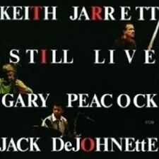 """KEITH JARRETT """"STILL LIVE"""" 2 LP VINYL NEU"""