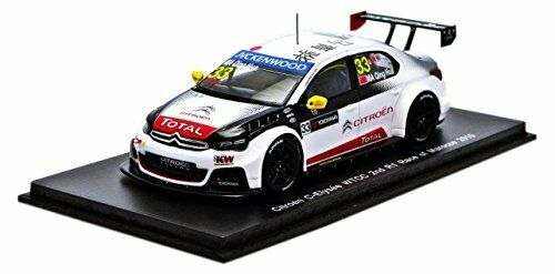Citroen C-Elysee  33 2nd Wtcc Race Of Marocco 2015 Ma Qing Hua 1 43 Model
