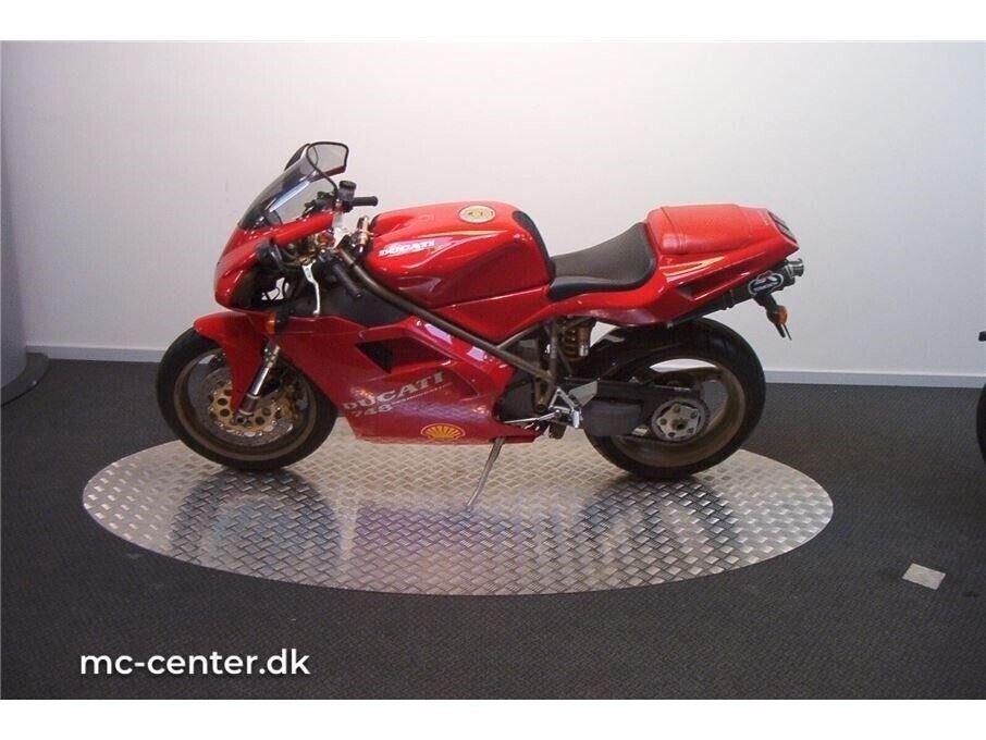 Ducati, 748, ccm 750