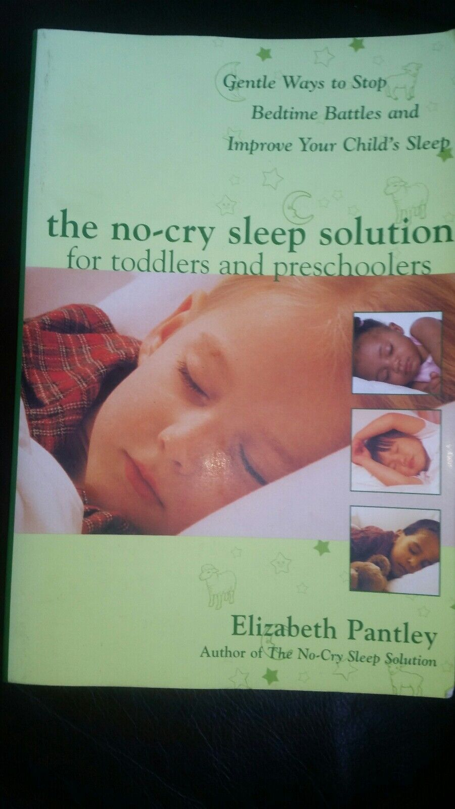 a7a7b28507a7b8 The No-Cry Sleep Solution for Toddlers and Preschoolers: Gentle Ways to  Stop Bedtime Battles and Improve Your Child's Sleep: Foreword by Dr. Harvey  Karp by ...