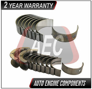 Rod & Main Bearing Fits Chrysler Dodge Cirrus Neon 2.0 L DOHC - SIZE 010
