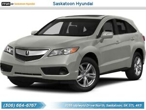2014 Acura RDX Fresh Trade!