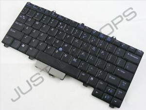 Nuovo Originale Dell Latitude D410 US Inglese Nero Qwerty Tastiera 0P5068 P5068