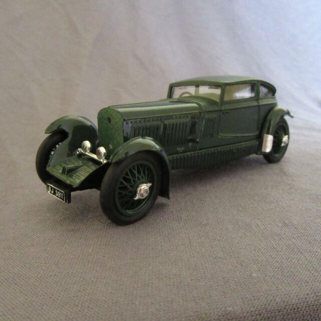 964E Brumm R184 Bentley Six Speed 1928 Green 1:43