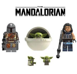NEW-Baby-Yoda-The-Mandalorian-Star-Wars-Minifigure-Mini-Fig-Fits-lego-and-block
