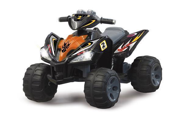 Jamara Elektro Kinderfahrzeug Ride-on Quad 12V