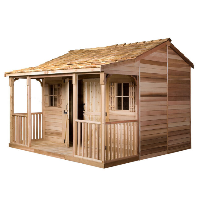 Cedarshed RanchHouse in 4 sizes