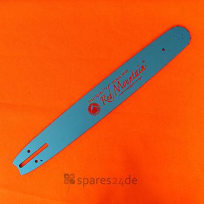 """Schwert 2 Ketten passend für Husqvarna 262 XP 45 cm 3//8/"""" 68TG 1,5mm Sägekette"""