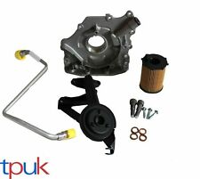 TURBO KIT 1.6 HDI TDCi 75 90 FORD PEUGEOT CITROEN aceite bomba filtro KIT adaptador