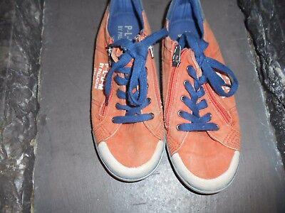 Baskets Rares Palladium Brique T 34 Be A 15€ Ach Imm Fp Red Mond Relay Collector Rare Femmes: Chaussures