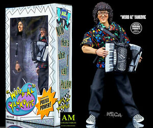 NECA-WEIRD-AL-YANKOVIC-8-034-inch-RETRO-CLOTHED-ACTION-FIGUR-FIGURE-NEU-OVP