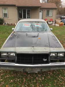 Buick Regal 1982 $5000 O.B.O